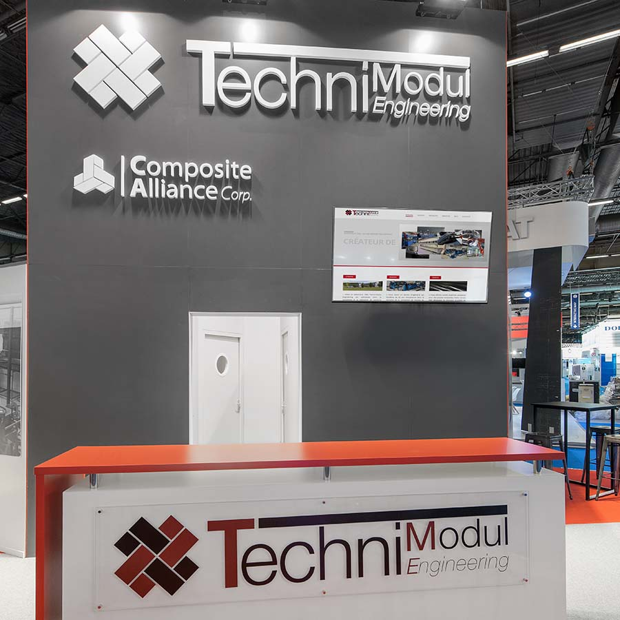 Stand Techni Modul Engineering