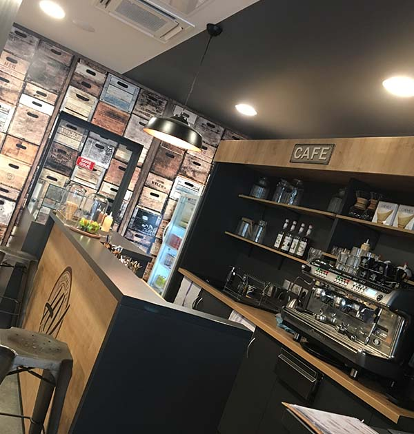 Agencement Boutique / Concept Store House Of Vapes