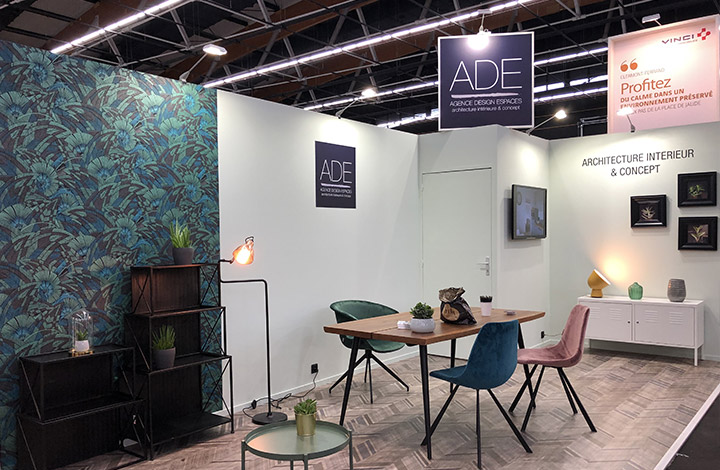 Stand Agence Design Espaces